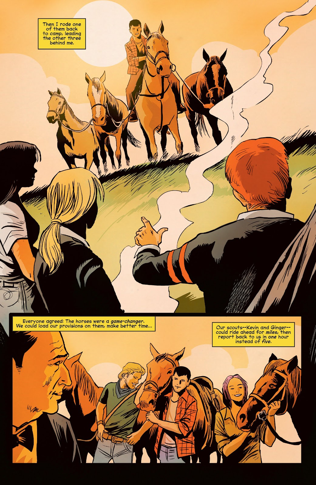 Afterlife with Archie issue 9 - Page 6