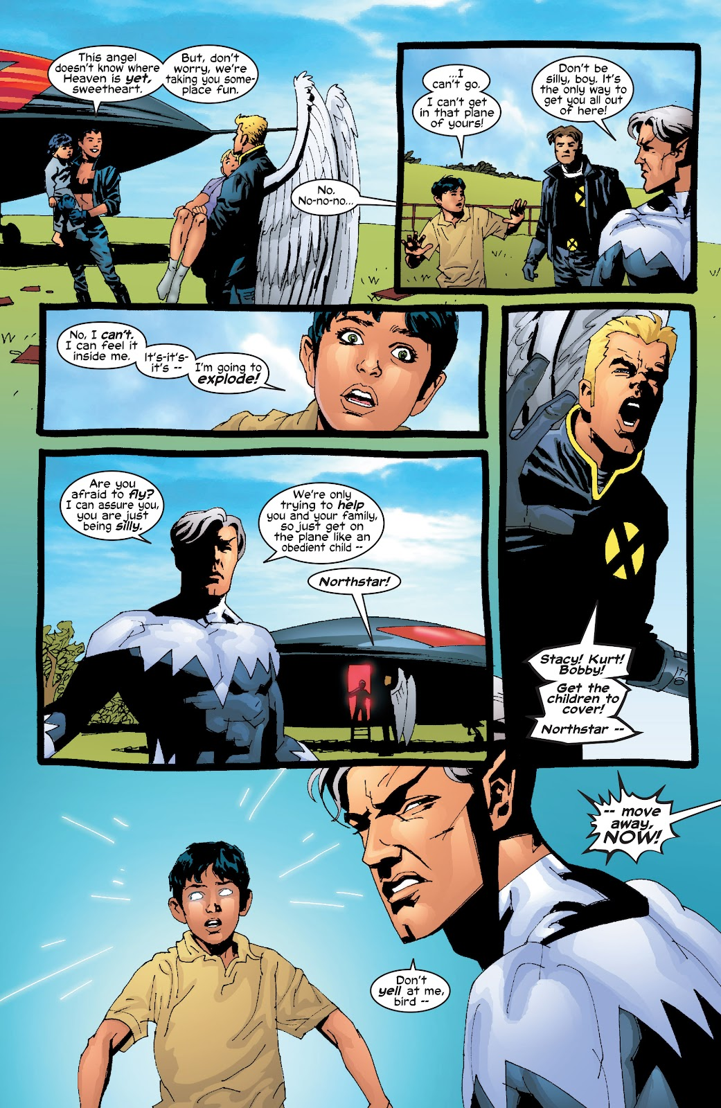 Read online X-Men: Unstoppable comic -  Issue # TPB (Part 2) - 9