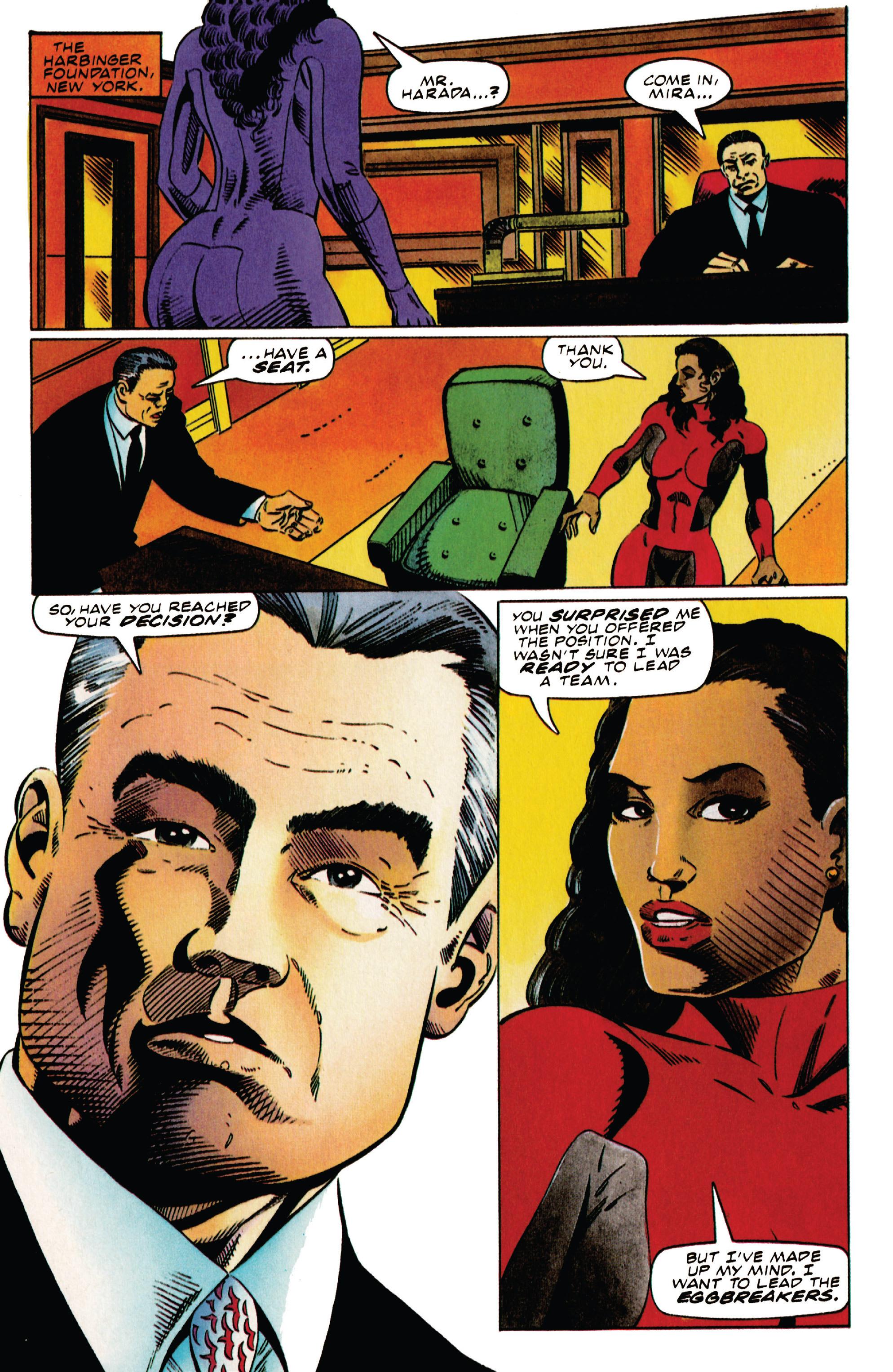 Read online Harbinger (1992) comic -  Issue #41 - 13