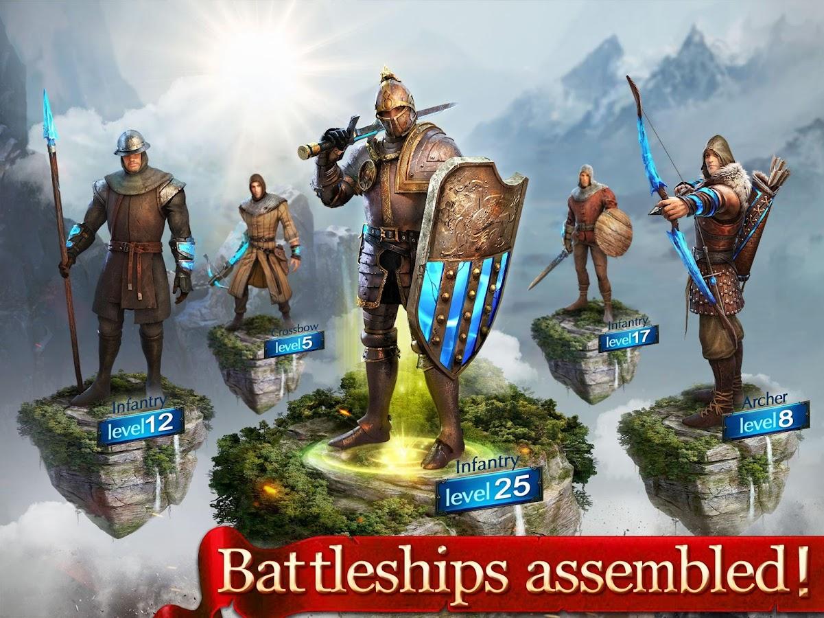 Age of Kings: Skyward Battle v2.19.0 Apk Terbaru