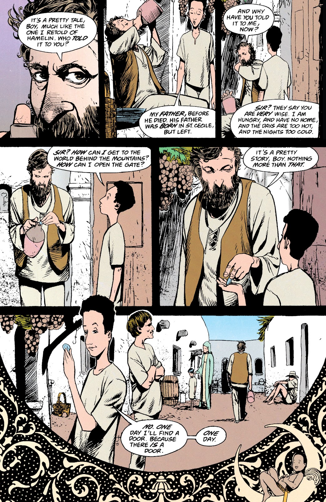Read online The Children's Crusade comic -  Issue # _TPB (Part 1) - 38