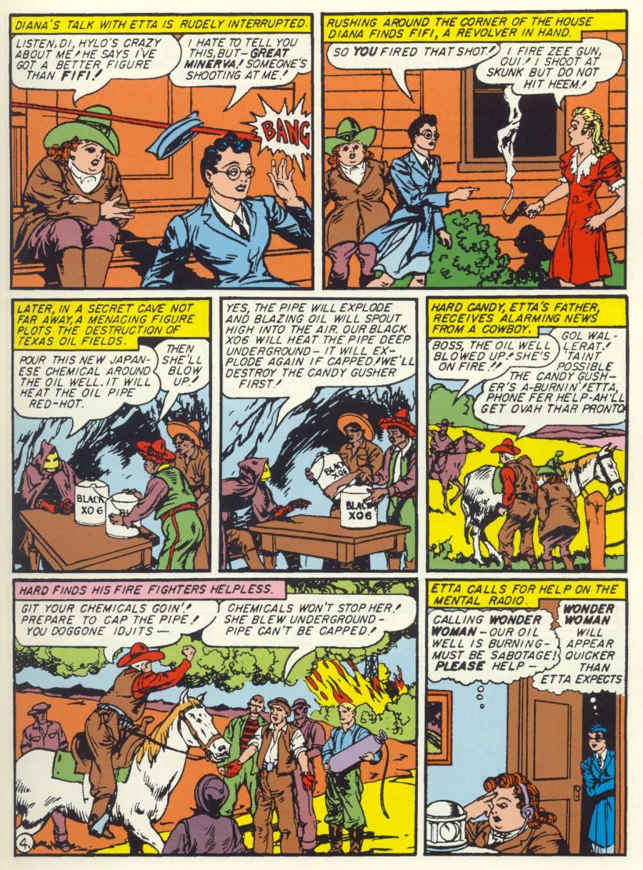 Read online Sensation (Mystery) Comics comic -  Issue #16 - 6