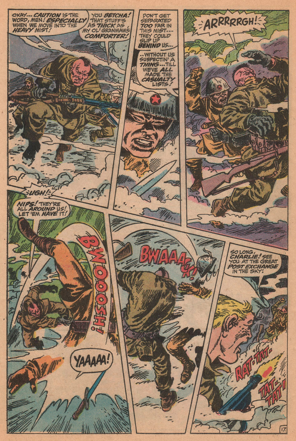 Captain Savage and his Leatherneck Raiders issue 16 - Page 24