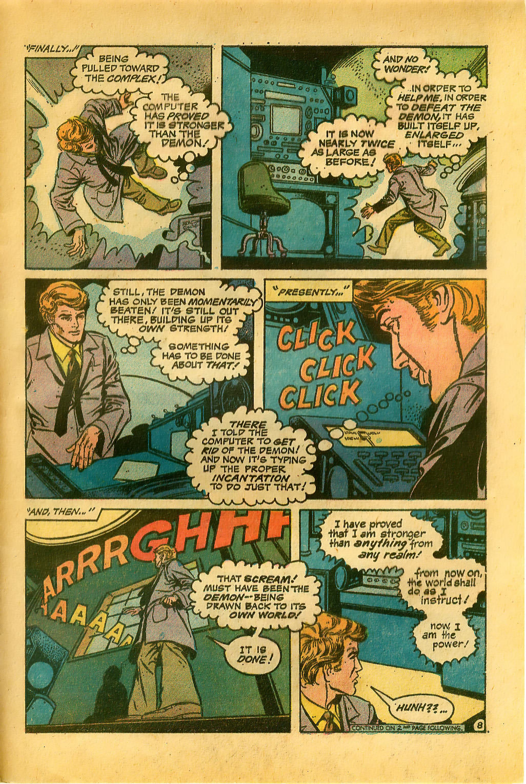 Weird Mystery Tales issue 7 - Page 29