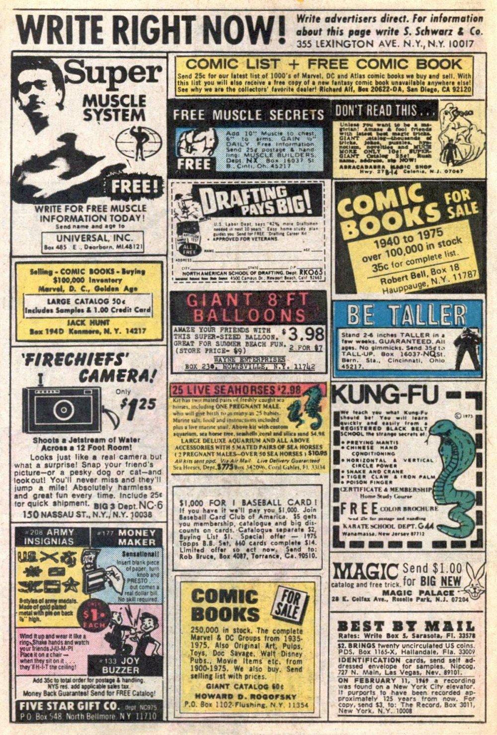 Read online Plop! comic -  Issue #17 - 24