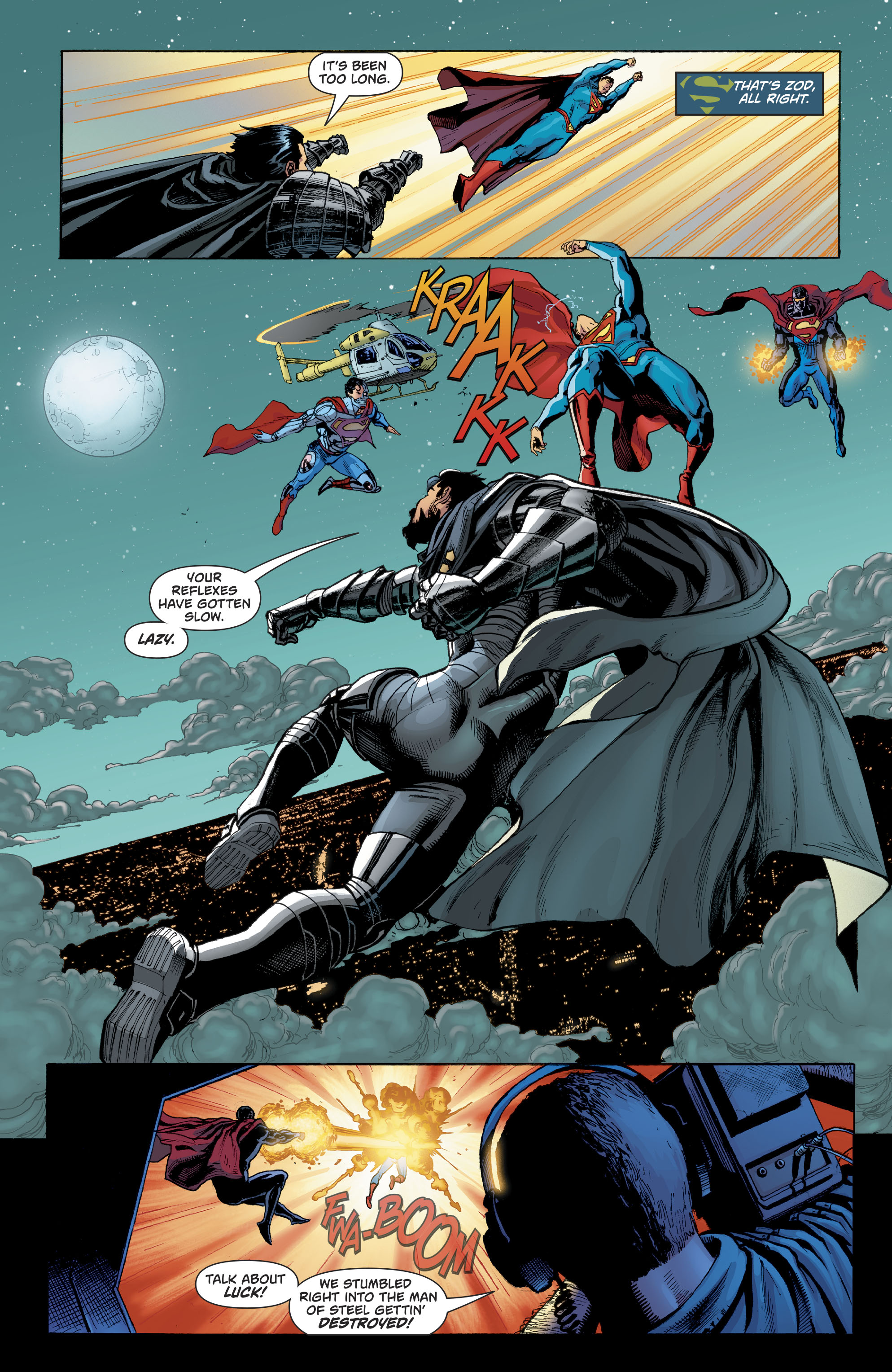 Read online Action Comics (2016) comic -  Issue #981 - 14