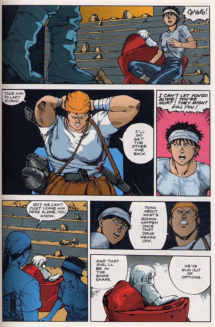 Read online Akira comic -  Issue #19 - 44