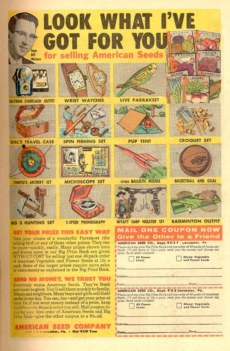 Read online Adventure Comics (1938) comic -  Issue #258 - 17