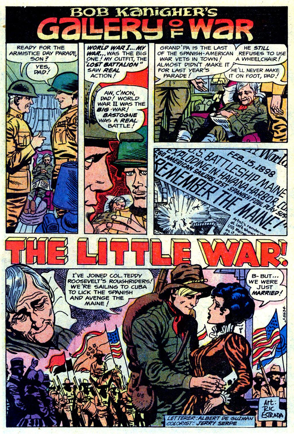 Read online Sgt. Rock comic -  Issue #337 - 15