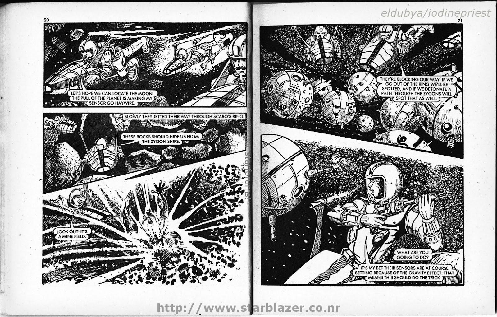 Starblazer issue 70 - Page 12