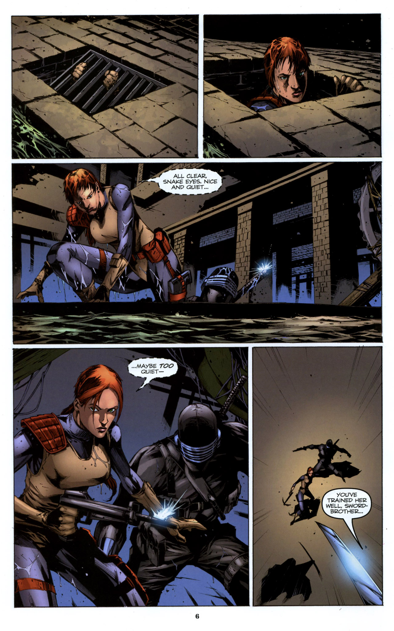 G.I. Joe: A Real American Hero 158 Page 7