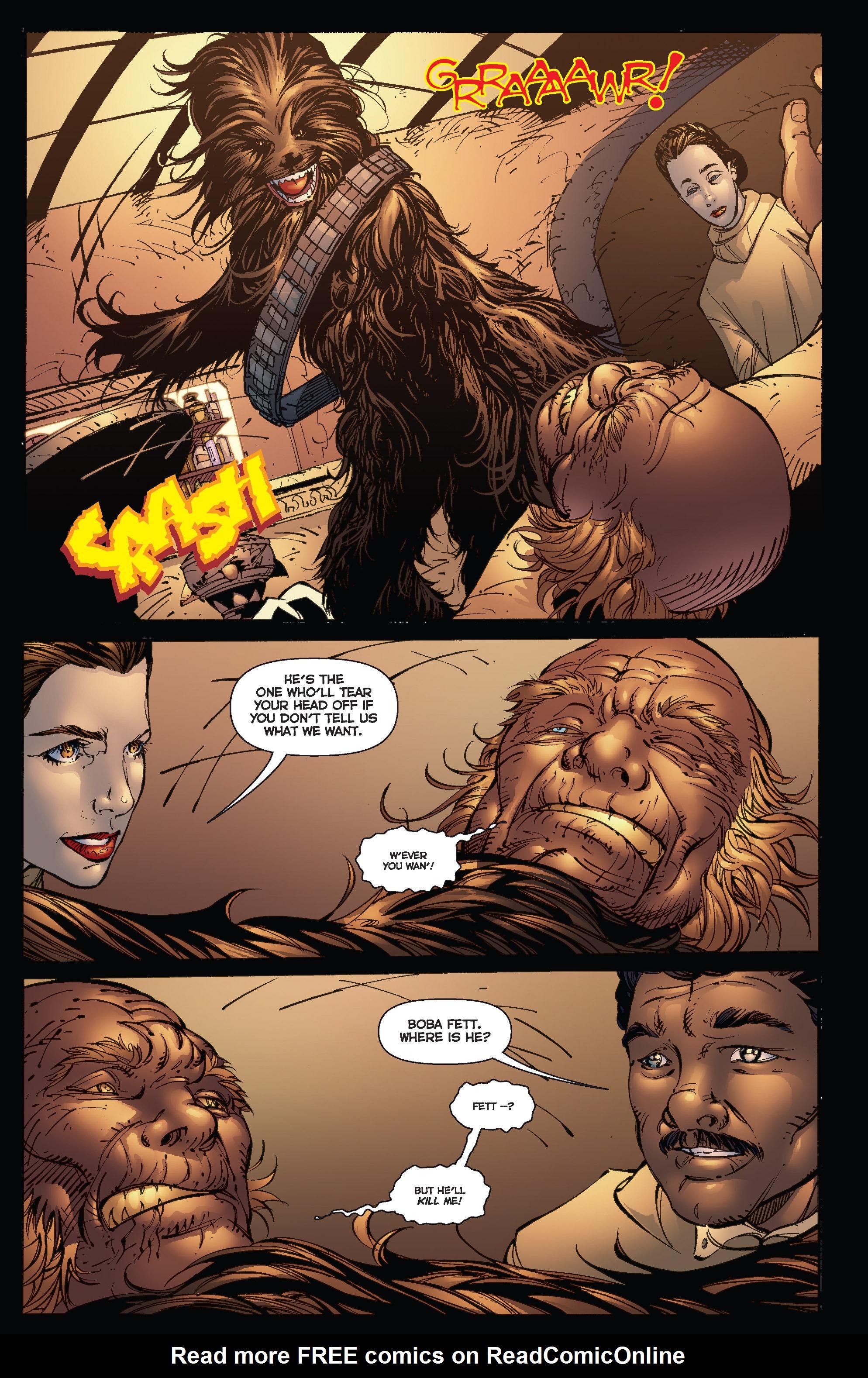 Read online Star Wars Omnibus comic -  Issue # Vol. 27 - 211