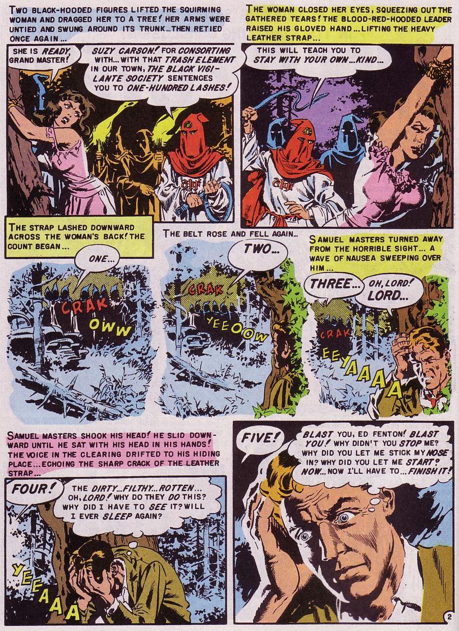 Read online Shock SuspenStories comic -  Issue #6 - 11