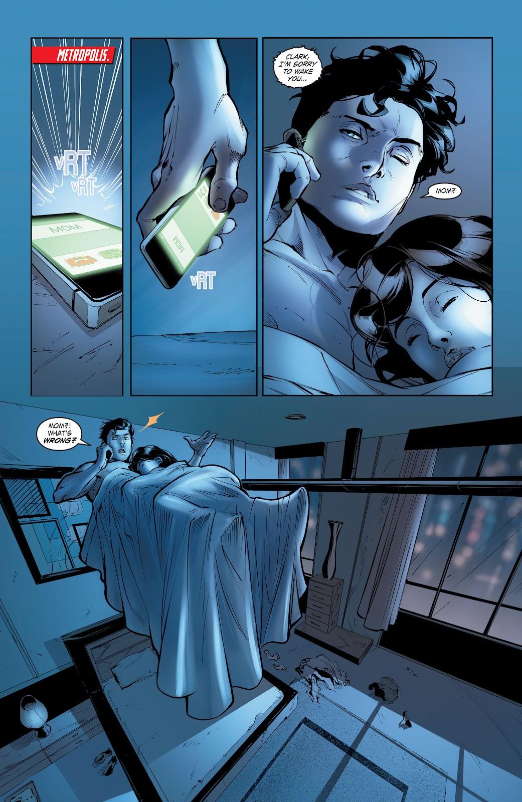 Read online Smallville Season 11 [II] comic -  Issue # TPB 5 - 15
