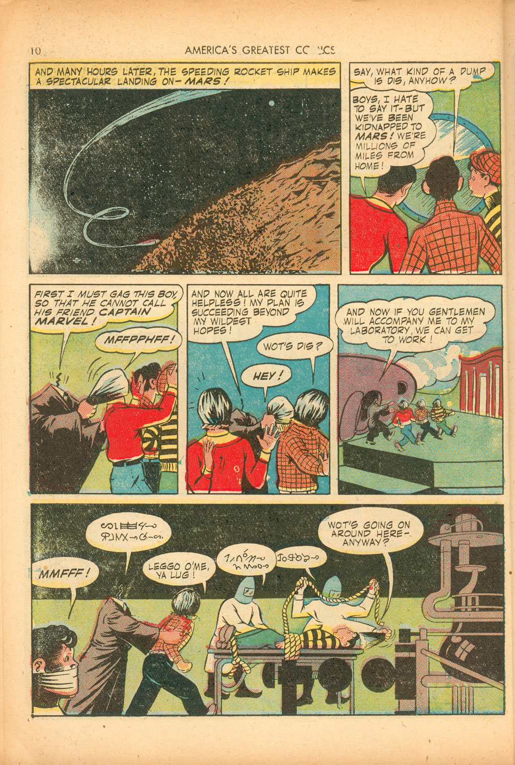 Americas Greatest Comics issue 8 - Page 10