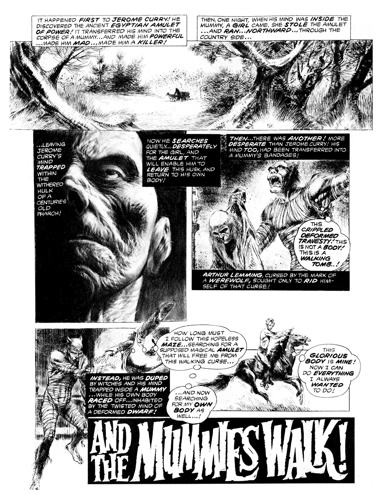 Read online Eerie Archives comic -  Issue # TPB 13 - 48