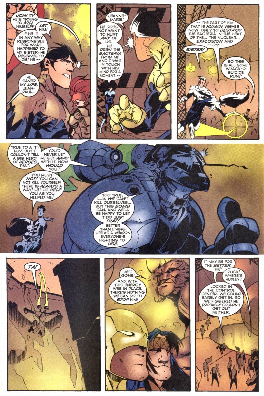 Read online Alpha Flight (1997) comic -  Issue #20 - 17
