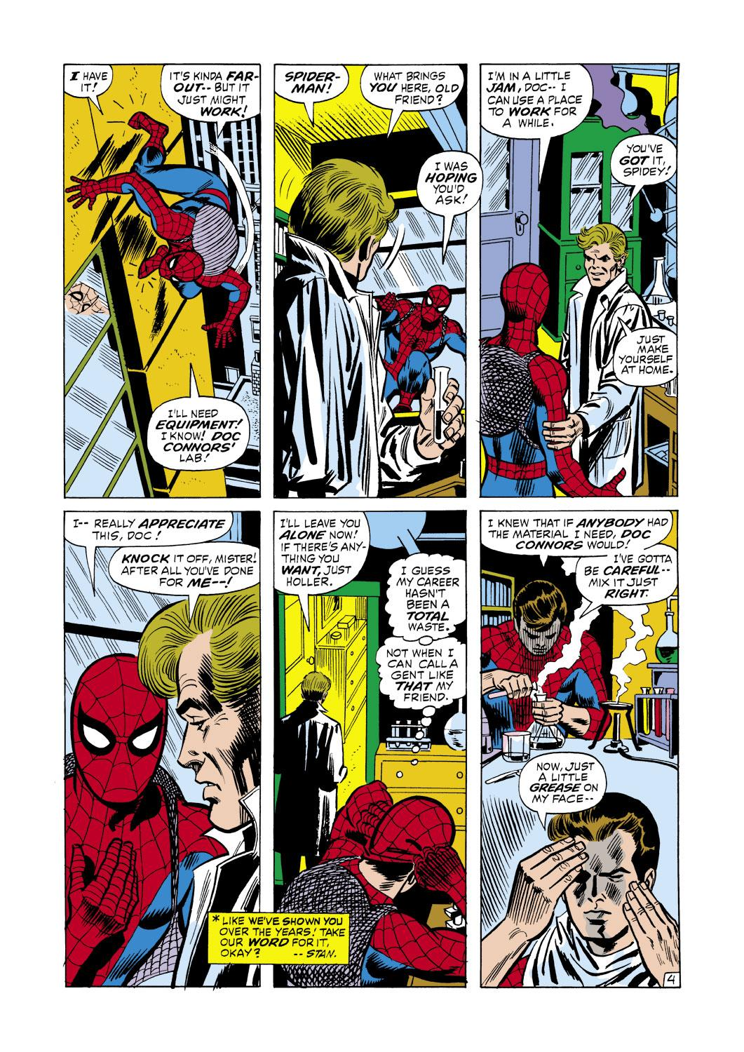The Amazing Spider-Man (1963) 106 Page 4