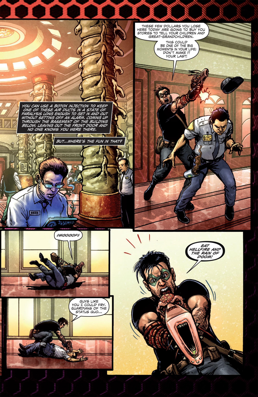 Read online Ballistic (2013) comic -  Issue #1 - 21