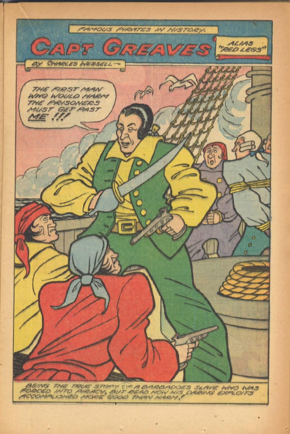 Read online Super-Magician Comics comic -  Issue #47 - 25