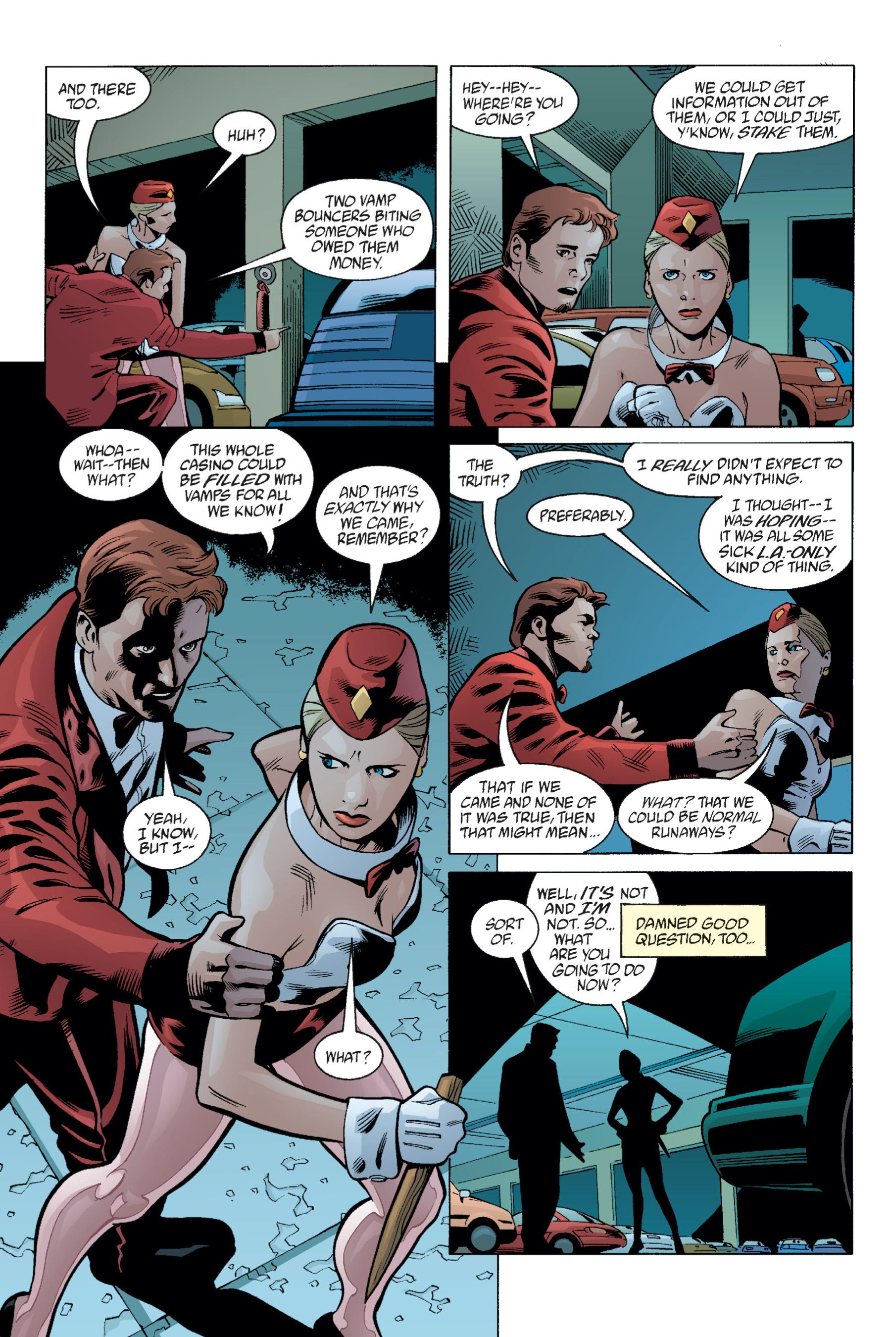 Read online Buffy the Vampire Slayer: Omnibus comic -  Issue # TPB 1 - 134