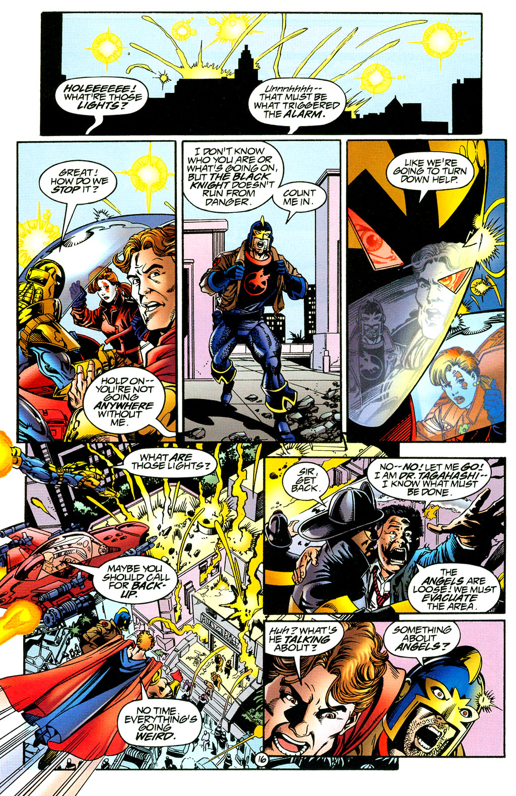 Read online UltraForce (1994) comic -  Issue #8 - 15