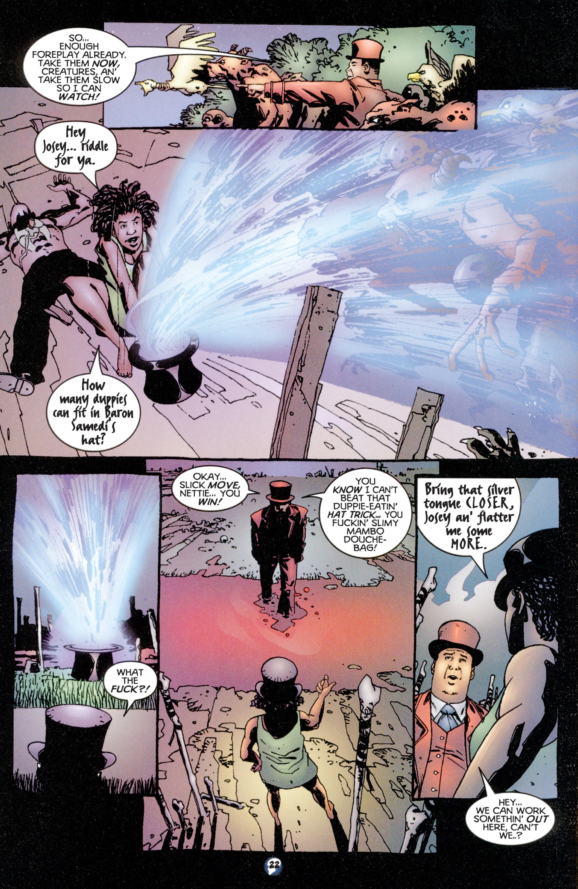 Read online Shadowman (1997) comic -  Issue #8 - 18