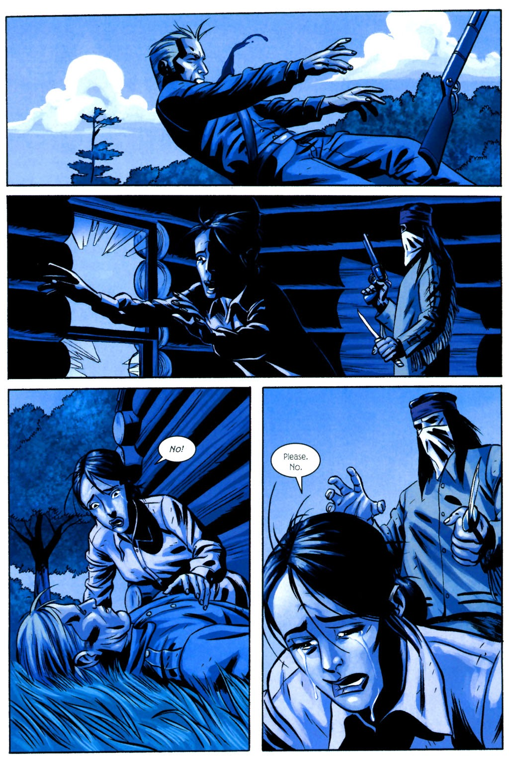Read online The Ballad of Sleeping Beauty comic -  Issue #1 - 12