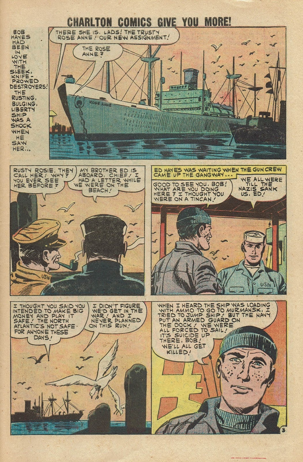 Read online Fightin' Navy comic -  Issue #96 - 27