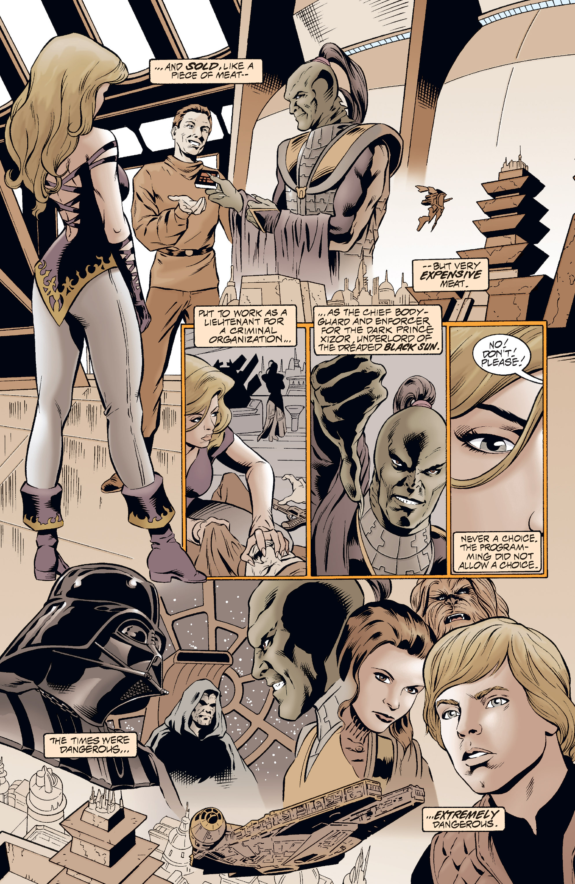 Read online Star Wars Omnibus comic -  Issue # Vol. 11 - 303
