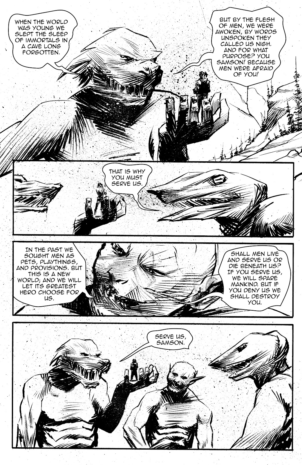 ... Child of the Sun Issue #5 #5 - English 15 ...