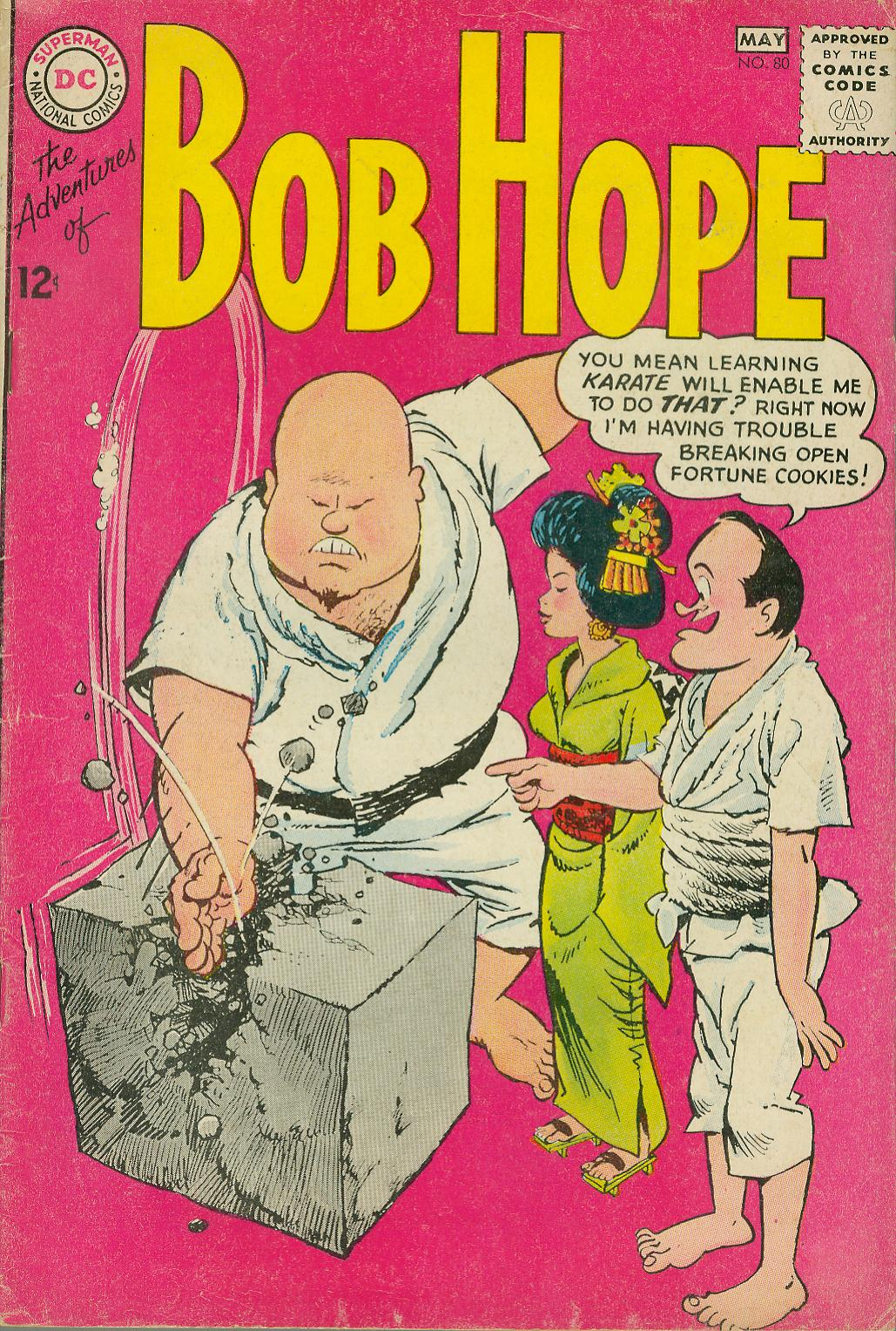 The Adventures of Bob Hope 80 Page 1