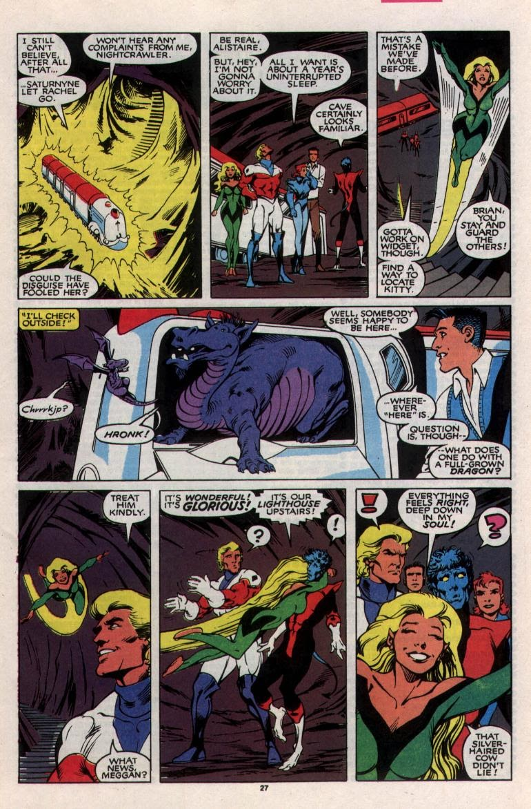 Excalibur (1988) issue 24 - Page 22