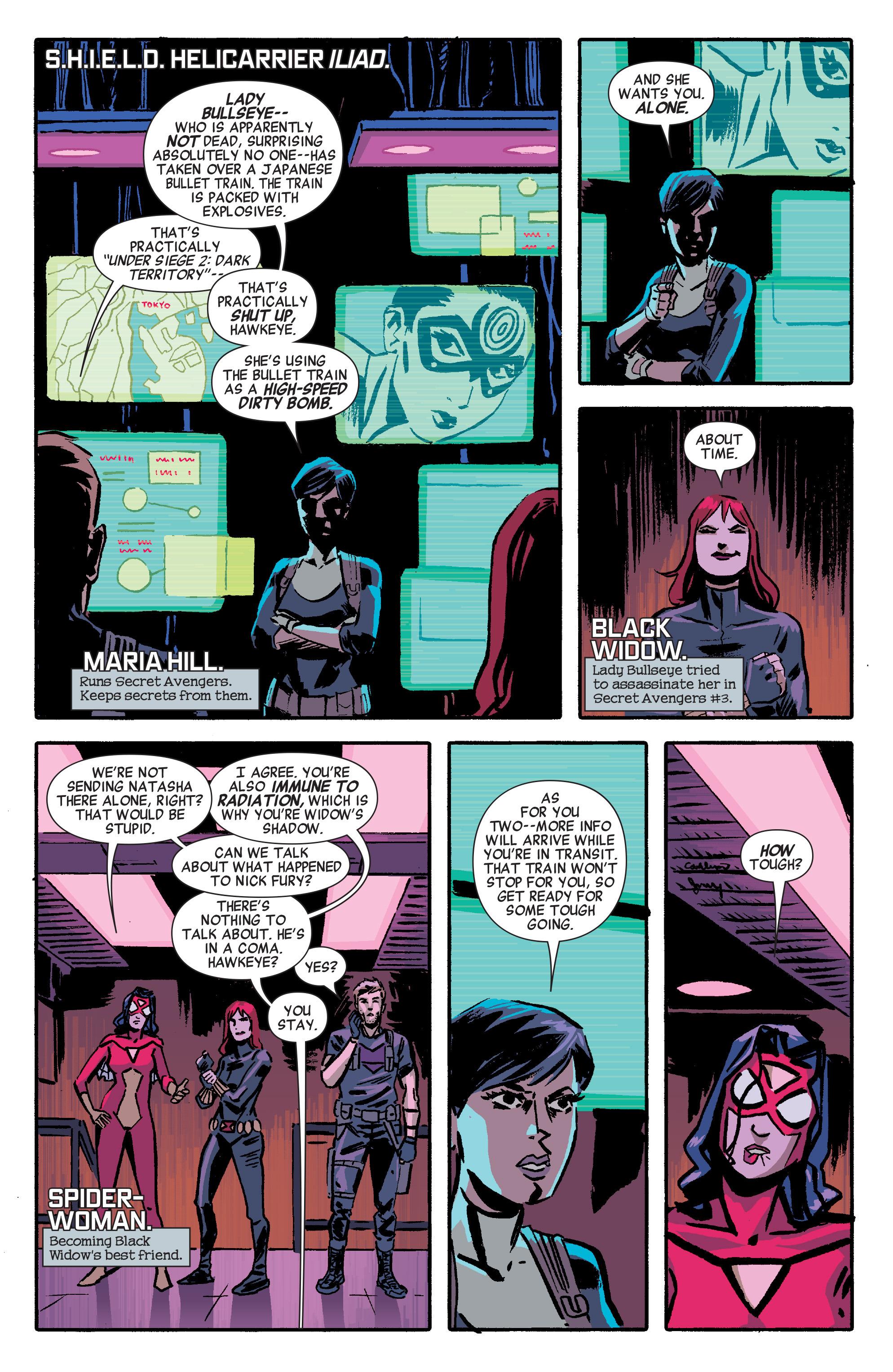 Read online Secret Avengers (2014) comic -  Issue #6 - 3