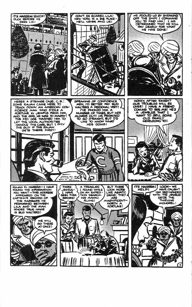 Read online Men of Mystery Comics comic -  Issue #45 - 28
