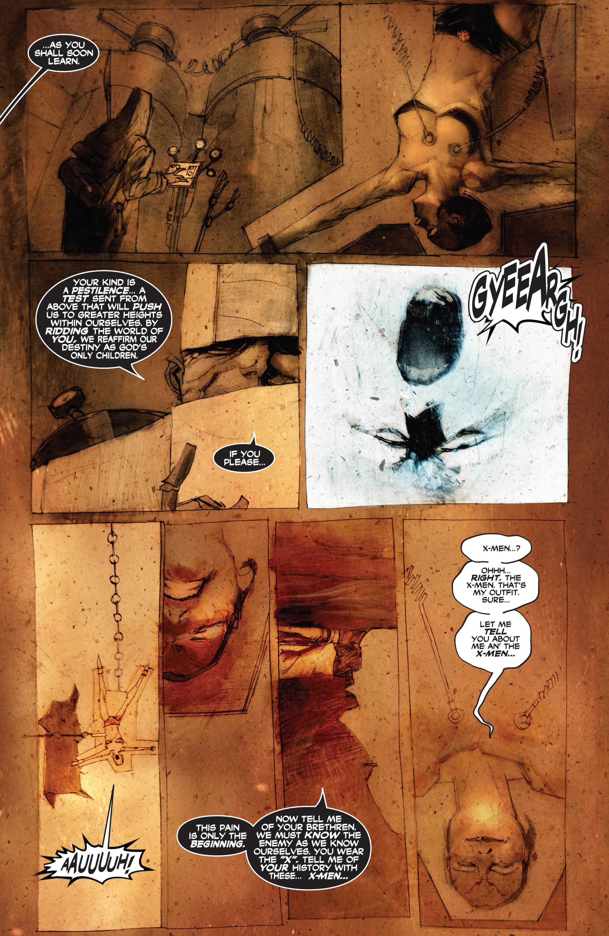 Read online Uncanny X-Men (1963) comic -  Issue #400 - 22
