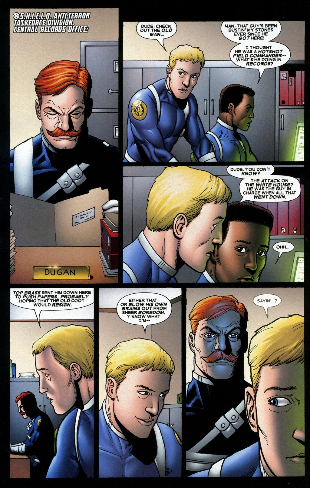 Read online Wolverine: Origins comic -  Issue #6 - 15