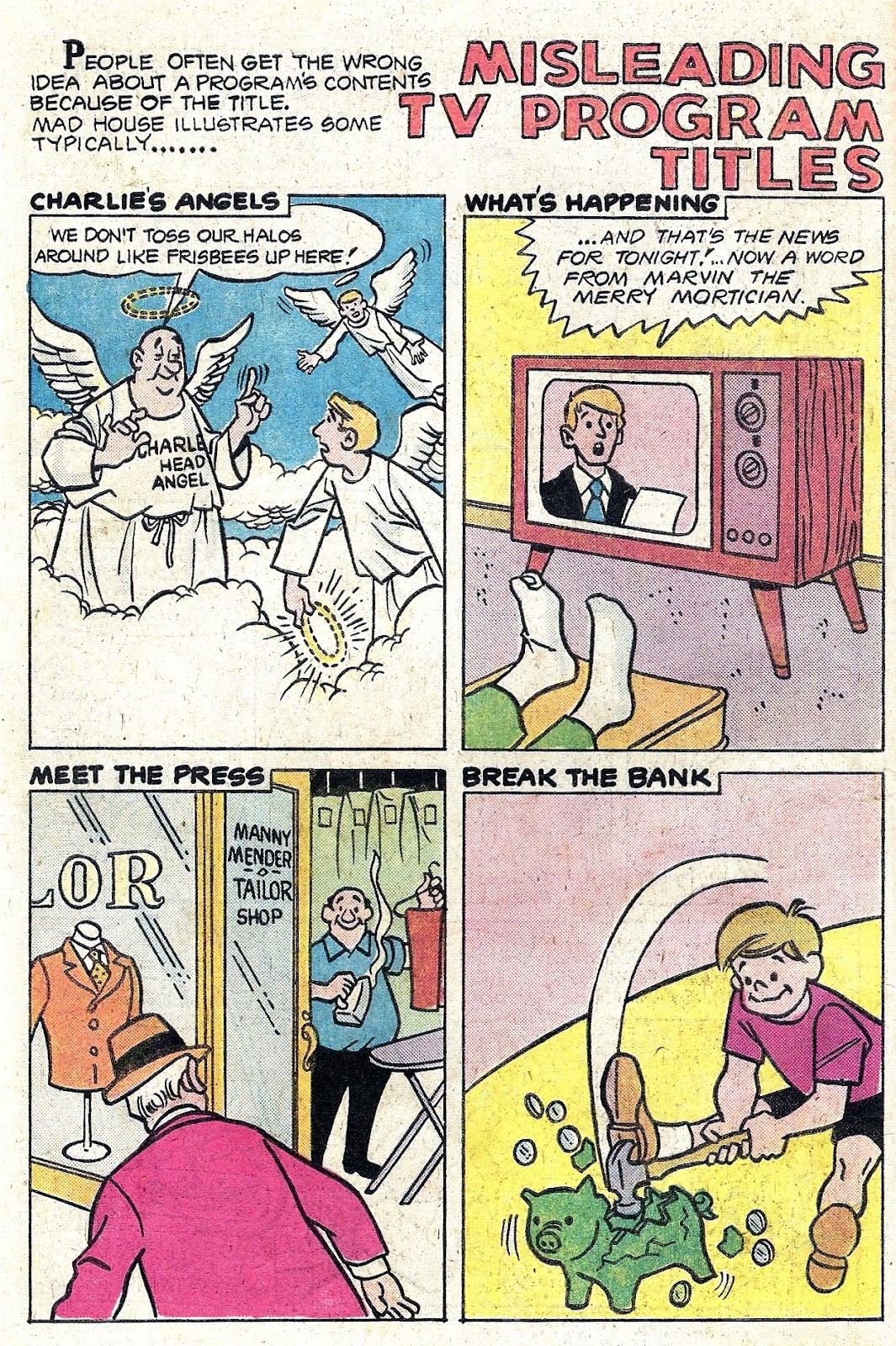 Read online Madhouse Comics comic -  Issue #114 - 10