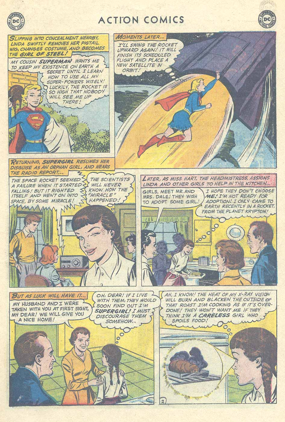 Action Comics (1938) 254 Page 26