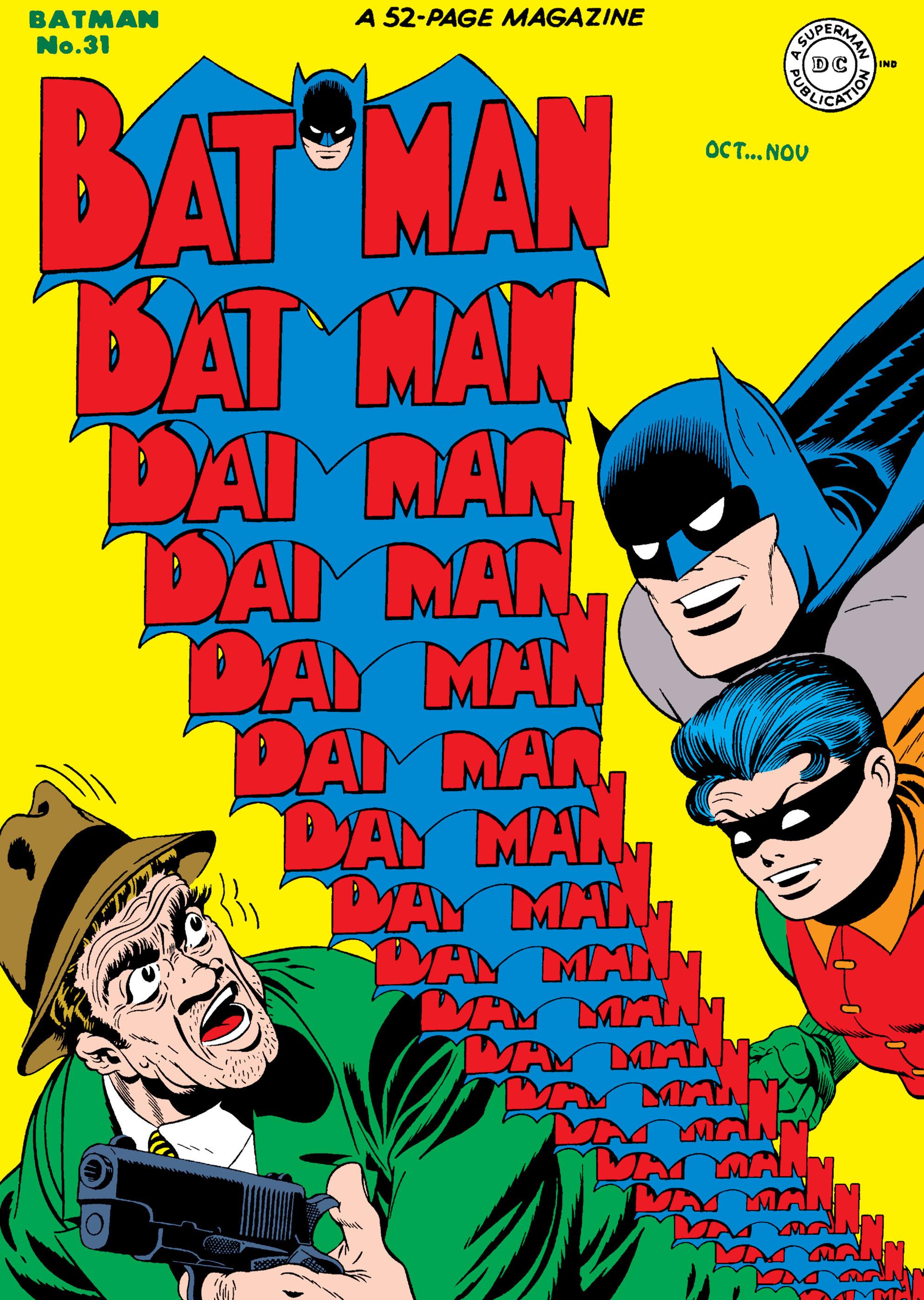 Batman (1940) 31 Page 1