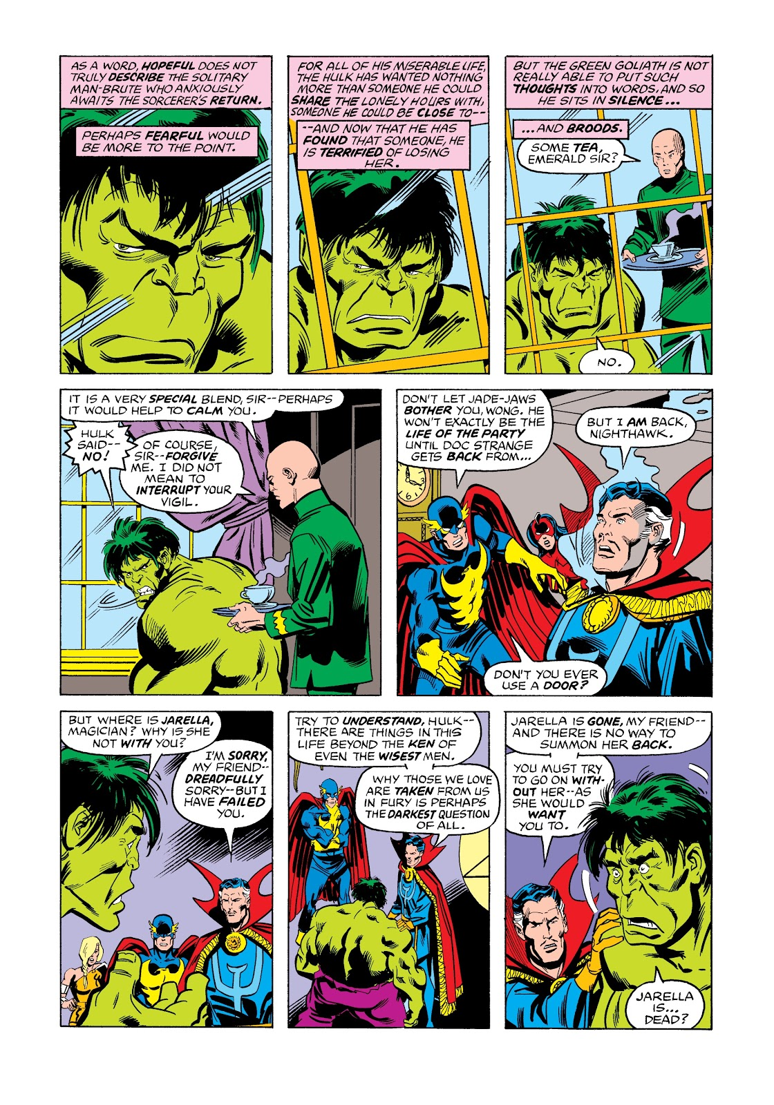 Read online Marvel Masterworks: The Incredible Hulk comic -  Issue # TPB 12 (Part 3) - 43