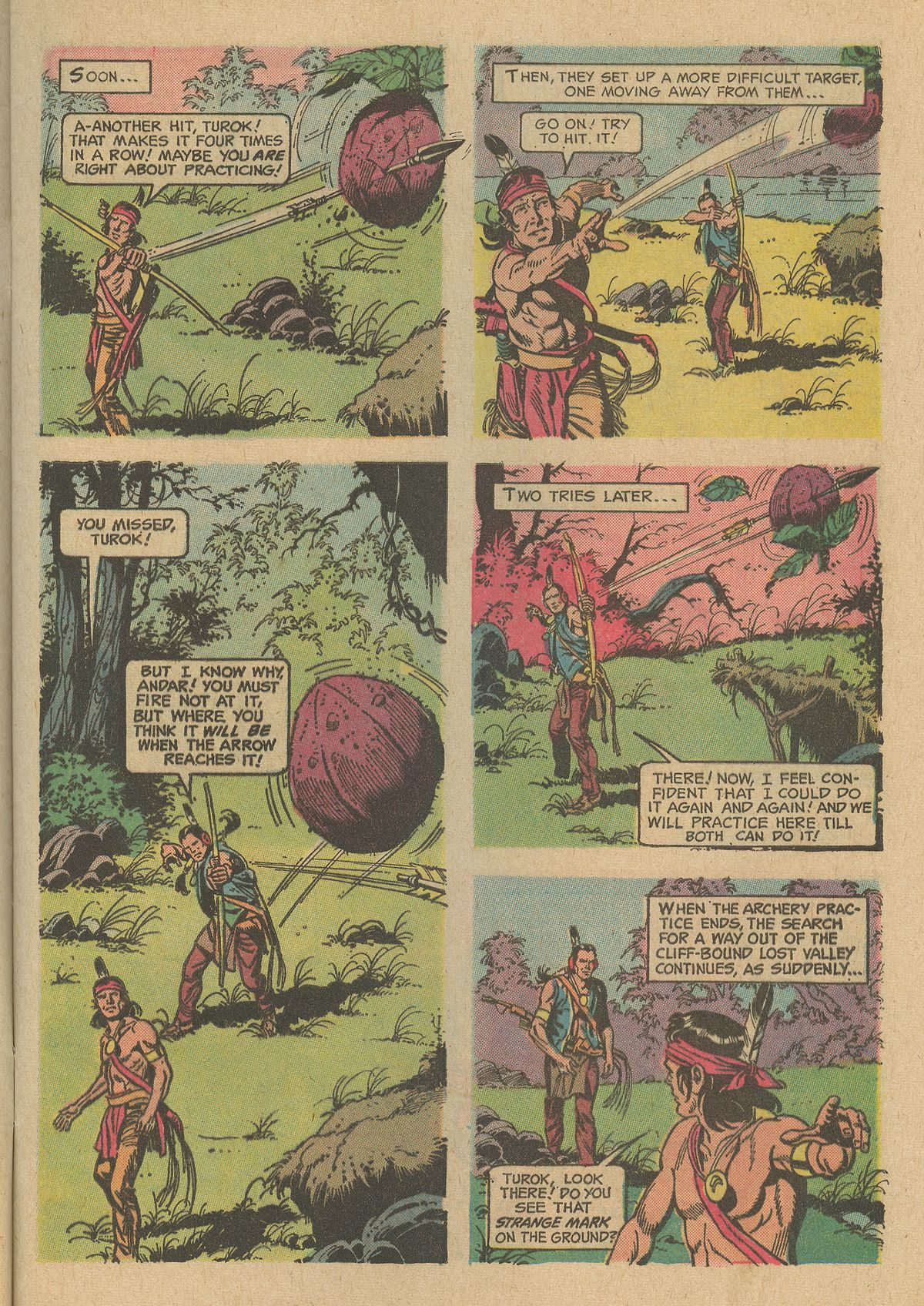 Read online Turok, Son of Stone comic -  Issue #80 - 9