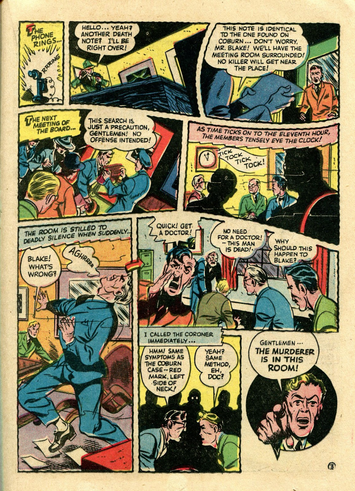 Green Hornet Comics issue 11 - Page 24