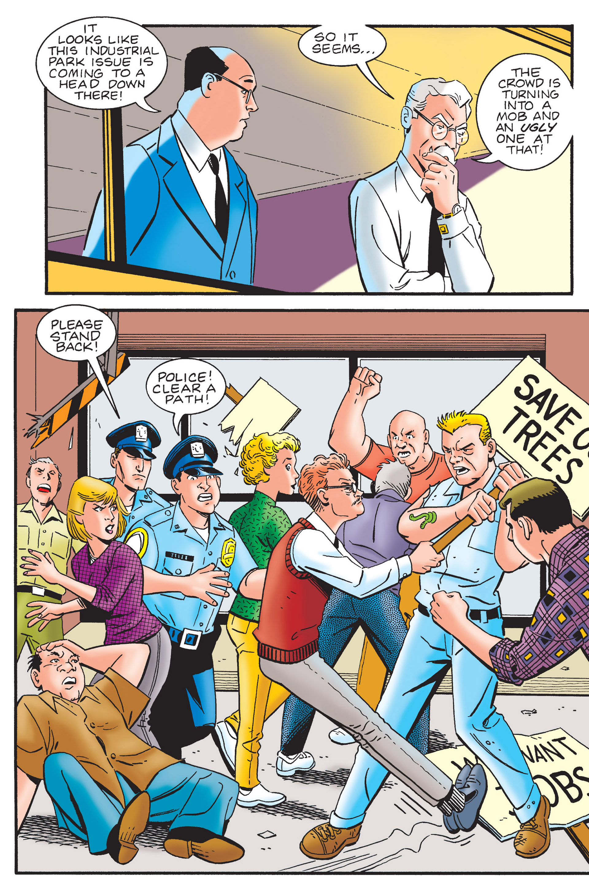Read online Archie's New Look Series comic -  Issue #4 - 89