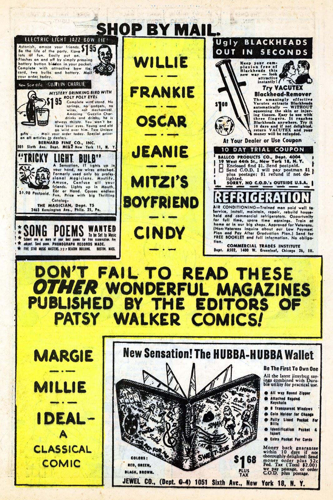 Georgie Comics (1945) issue 17 - Page 35