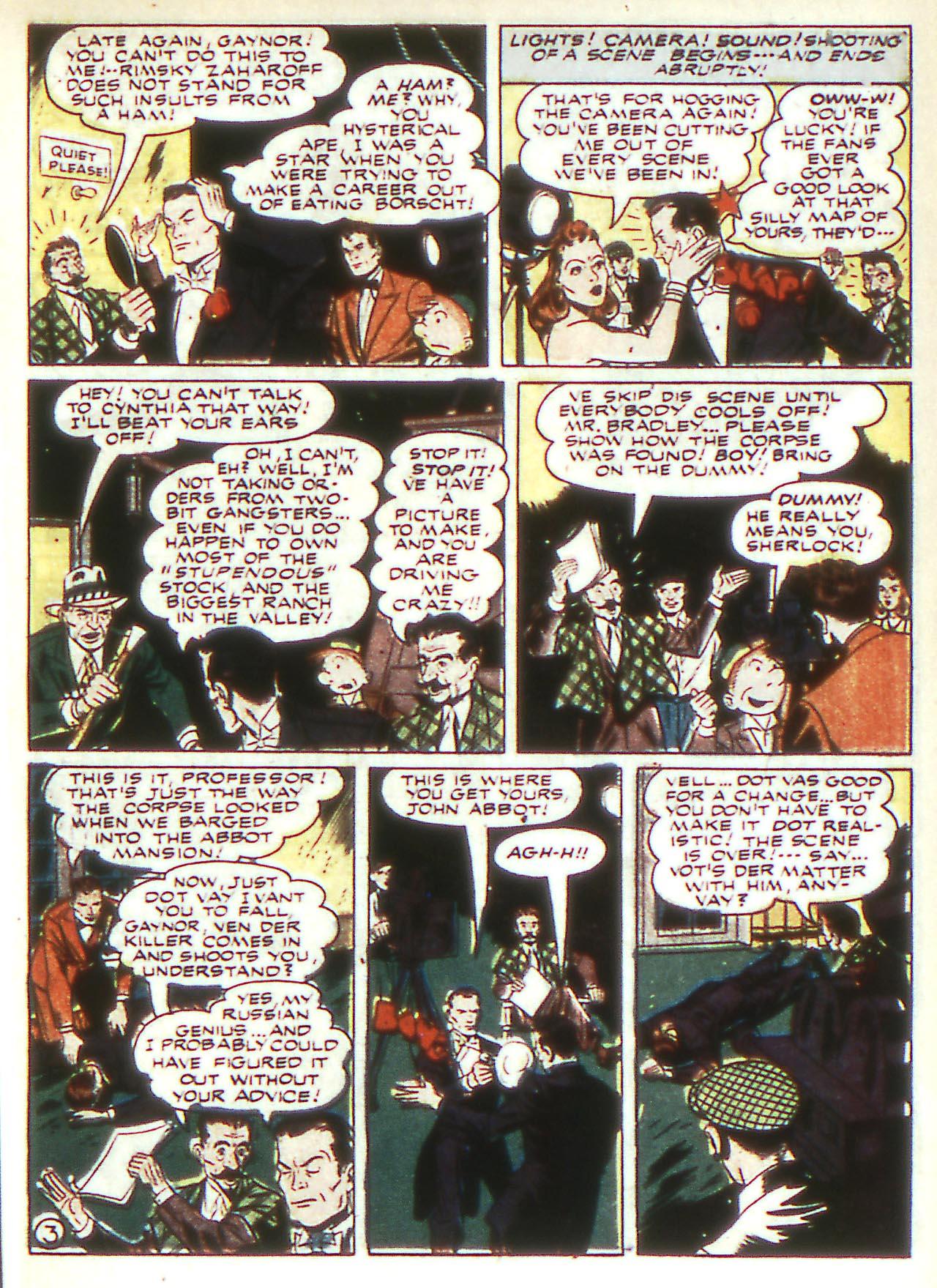 Read online Detective Comics (1937) comic -  Issue #81 - 19