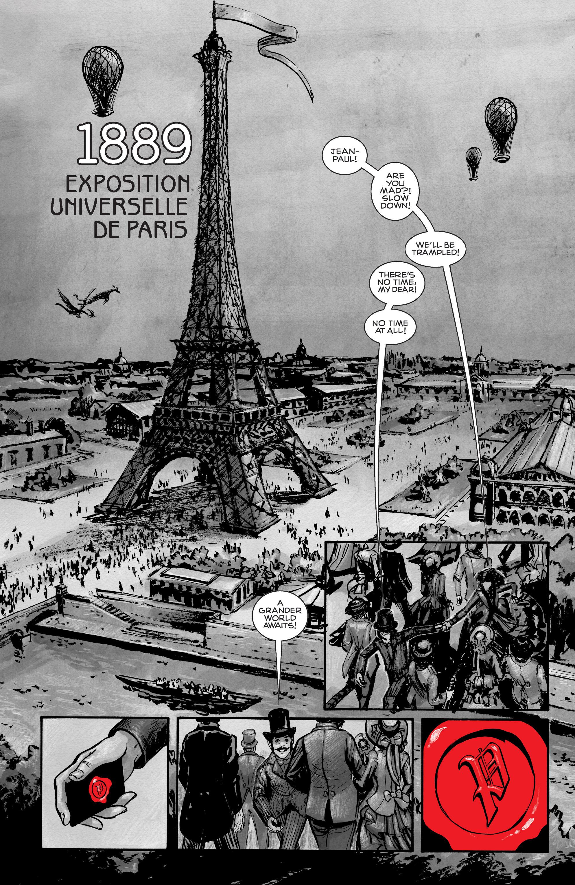 Read online Shutter comic -  Issue #9 - 2