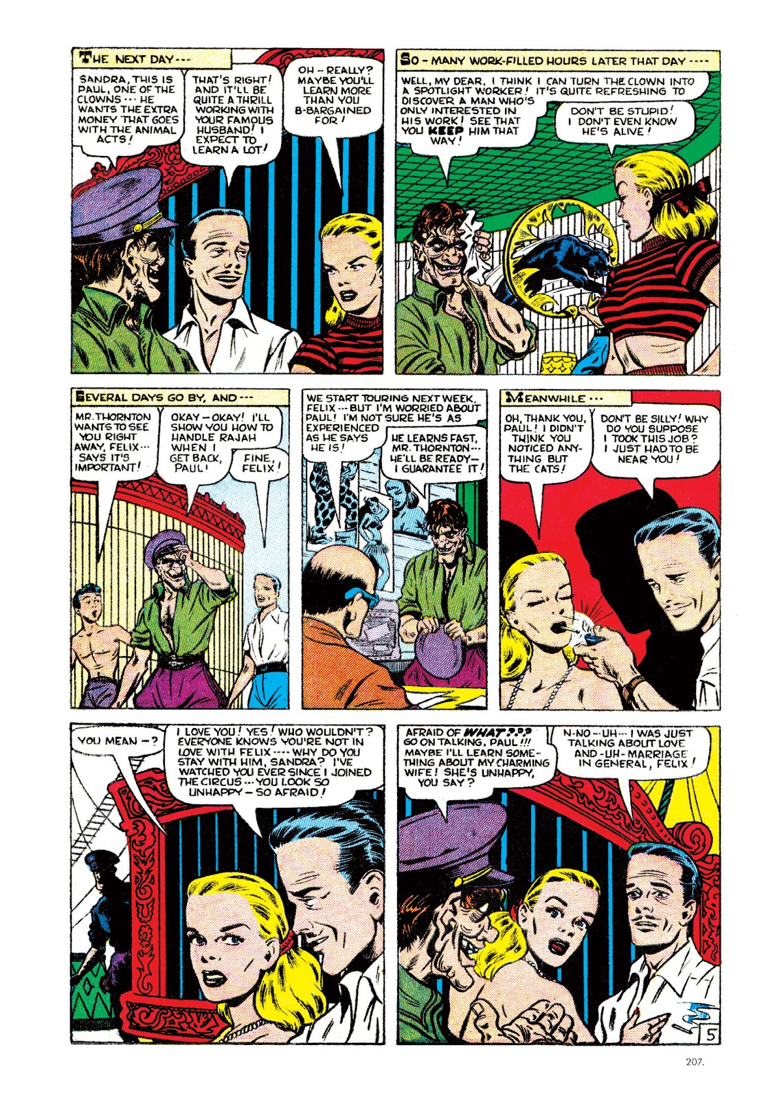 Read online The Bill Everett Archives comic -  Issue # TPB 2 (Part 3) - 5