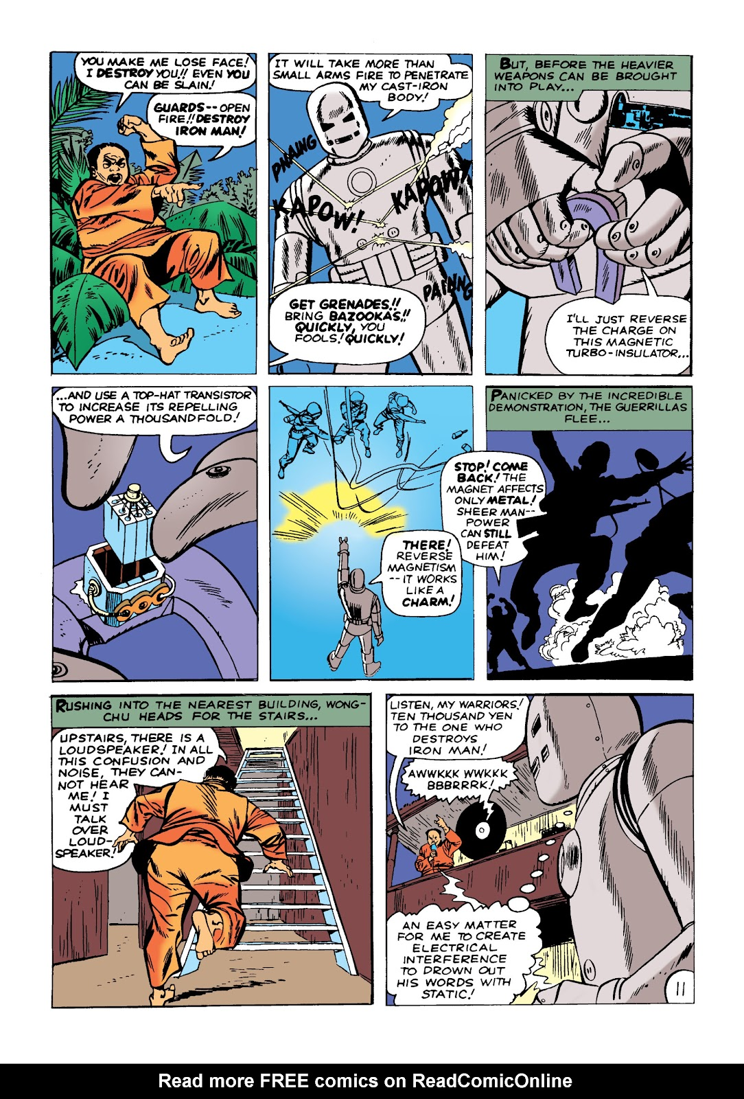 Tales of Suspense (1959) issue 39 - Page 12