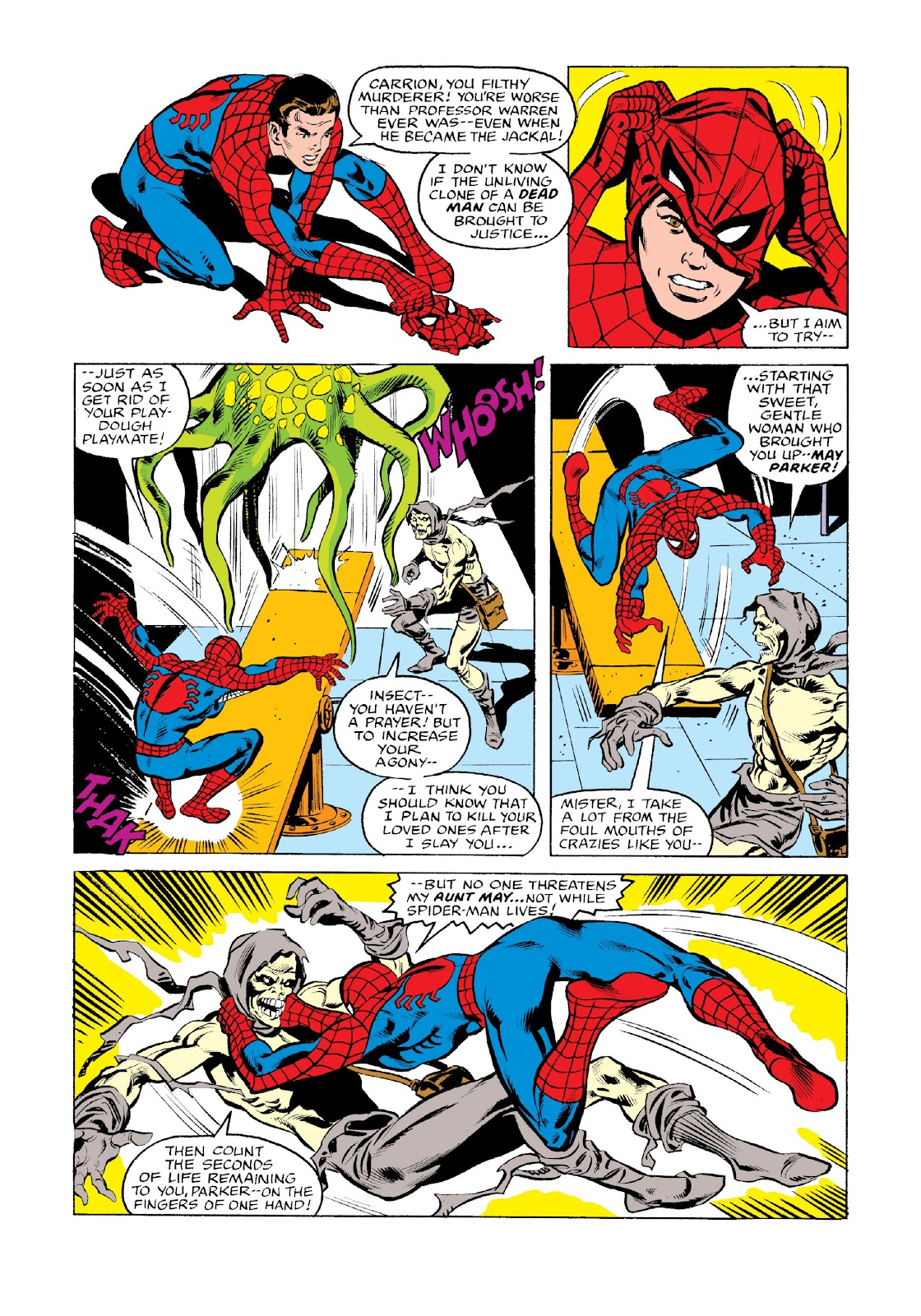 Read online Marvel Masterworks: The Spectacular Spider-Man comic -  Issue # TPB 2 (Part 3) - 90